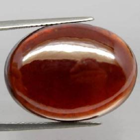 Natural Hessonite Garnet 30.55 ct - no Treatment