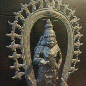 Antique 15th Century Hindu Deity Statue