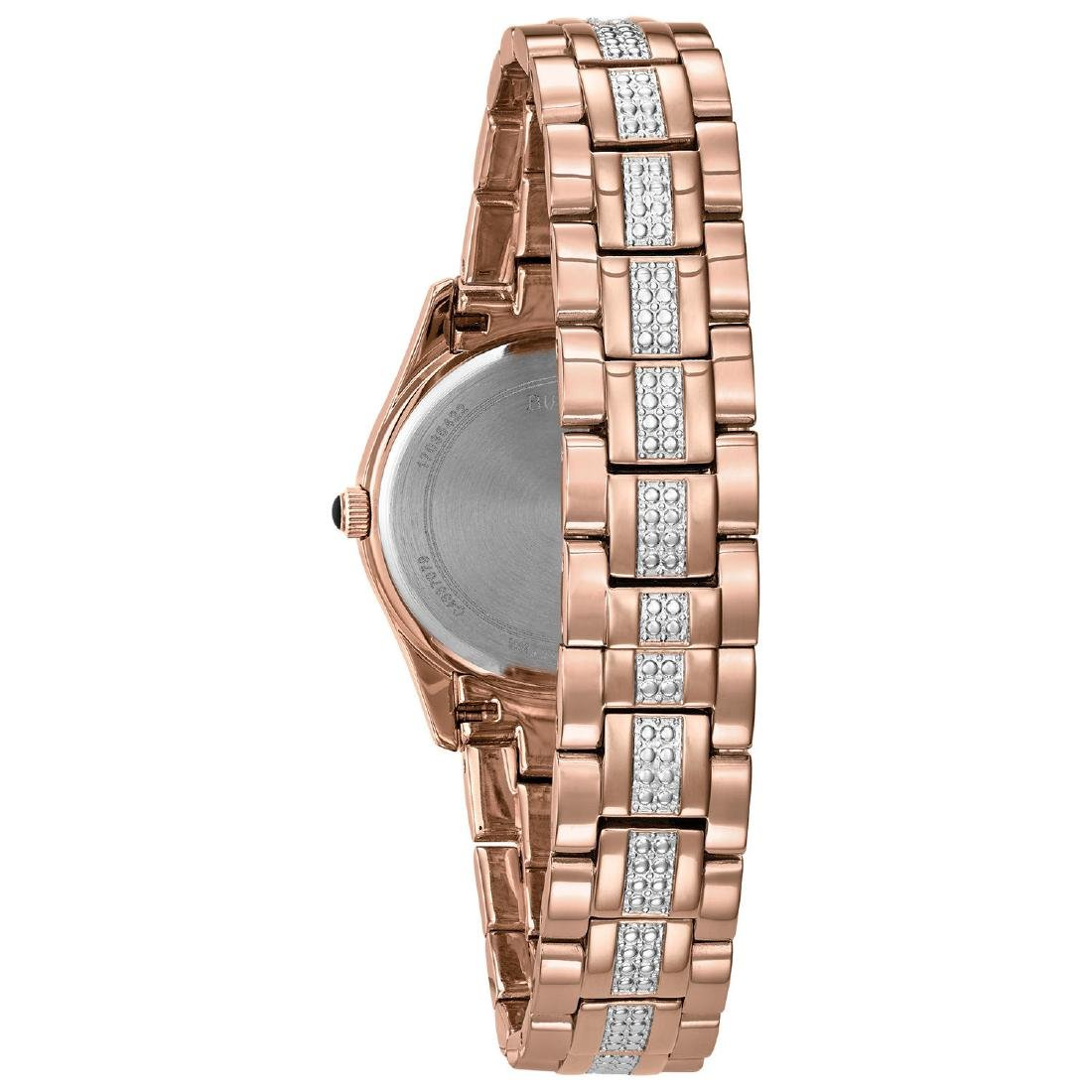 Bulova Lady's Mother of Pearl Watch - 3