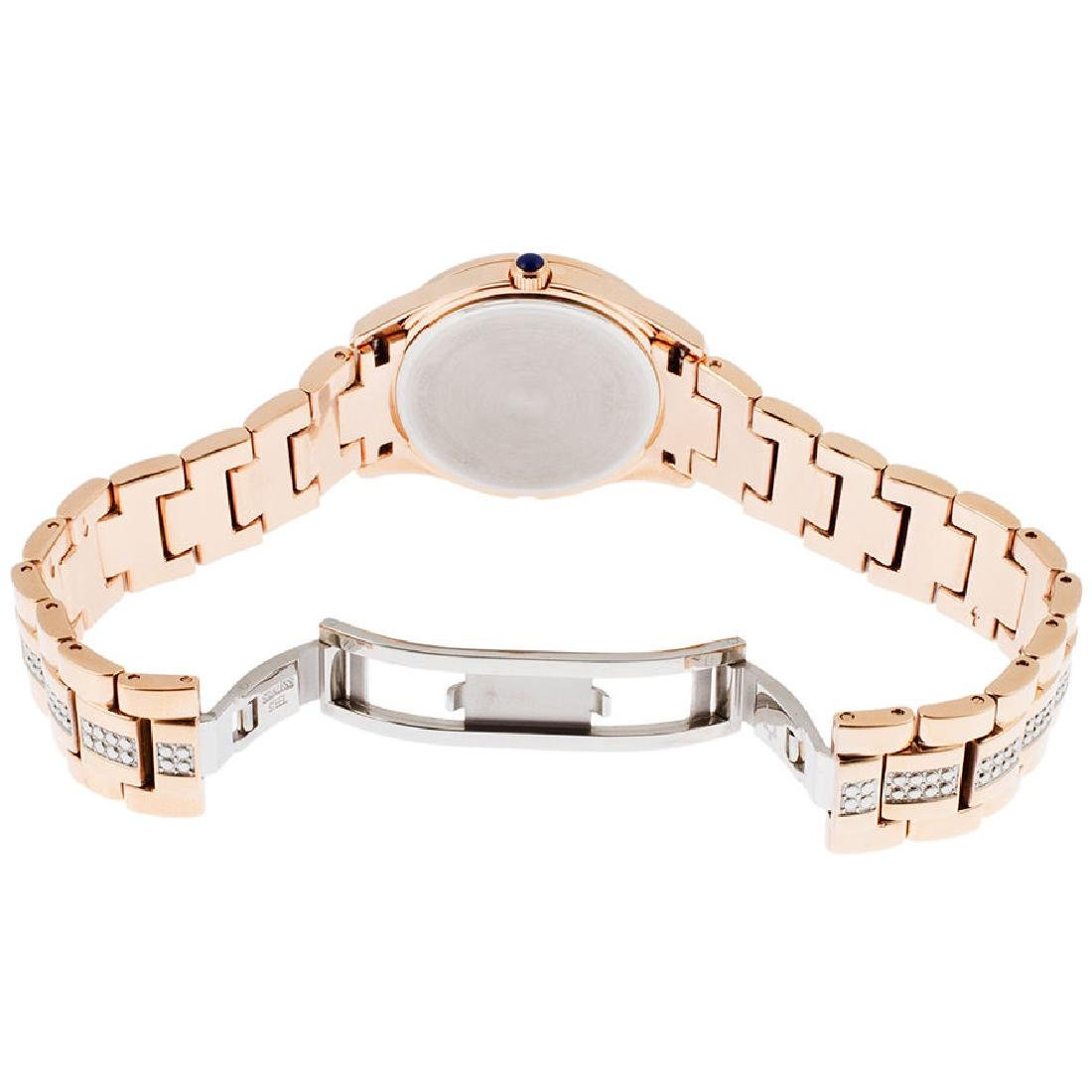 Bulova Lady's Mother of Pearl Watch - 4