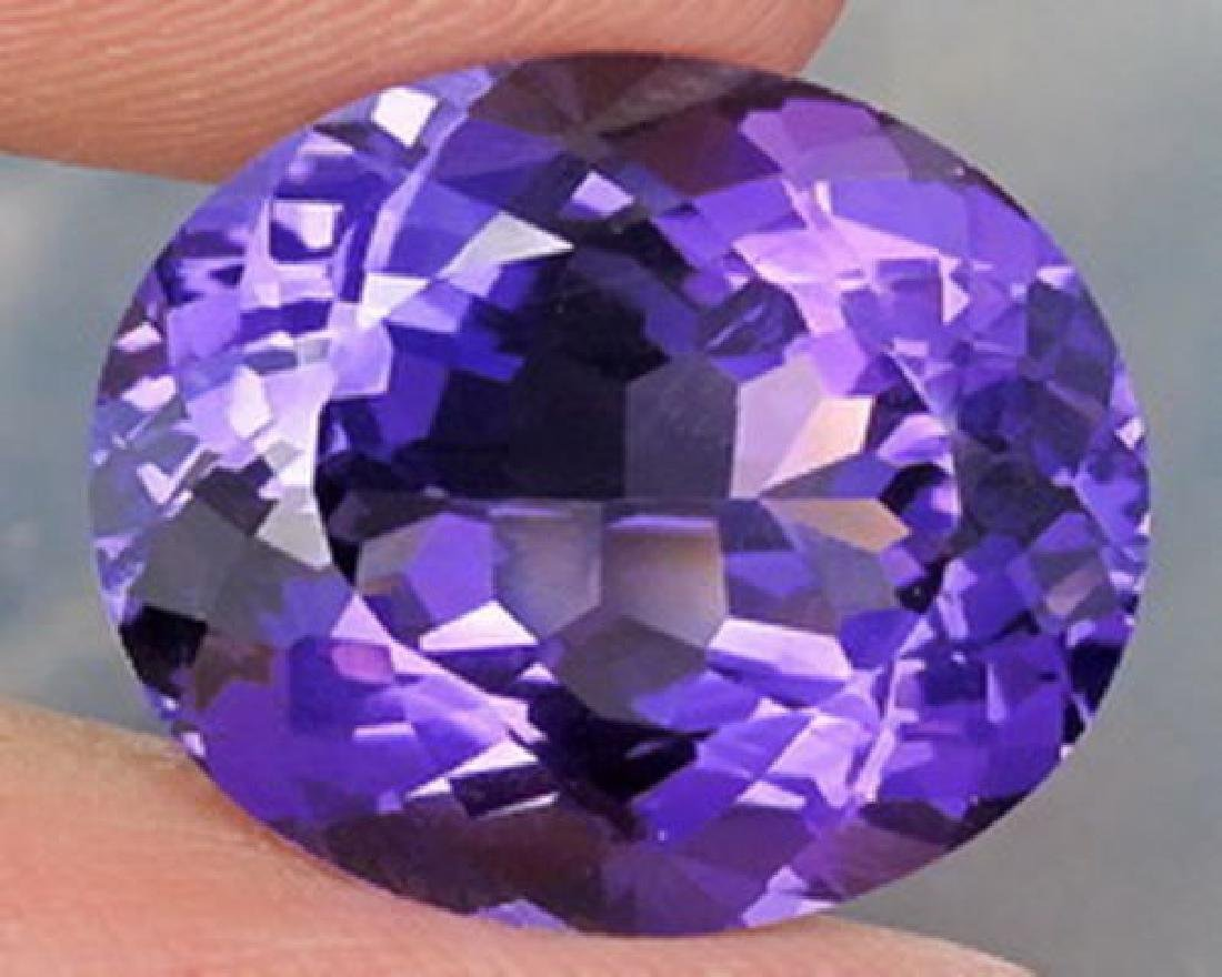 Natural Purple Amethyst 16.21 ct - no Treatment