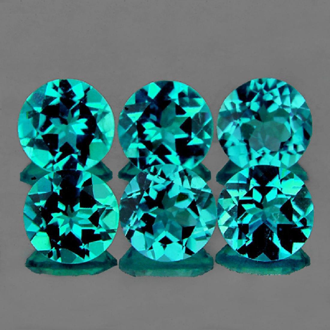 Natural  Paraiba Green Blue Apatite