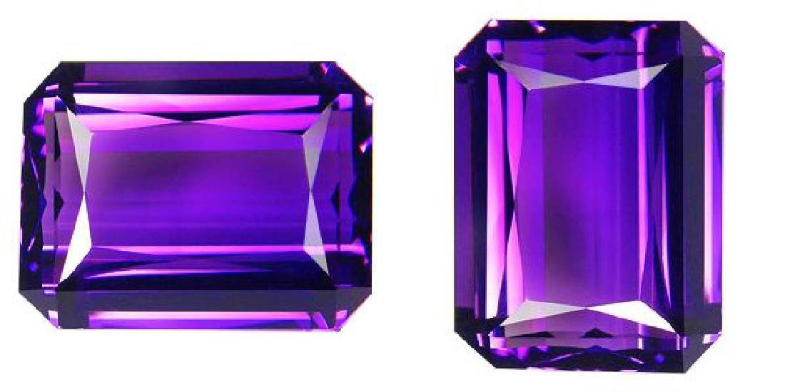 Natural Purple Amethyst 30.76 cts