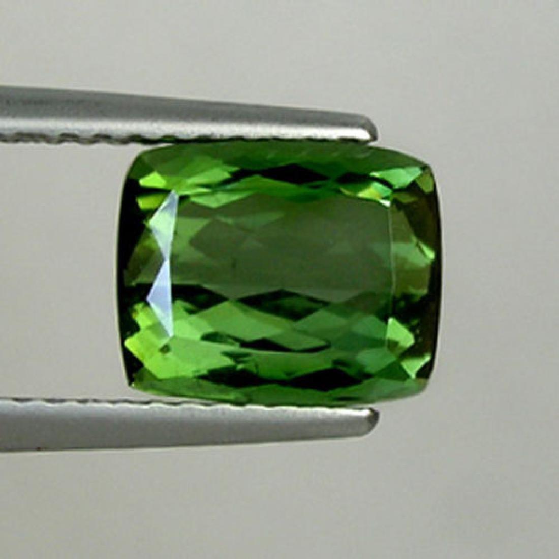 Natural Green Tourmaline 2.55 Carats - VVS