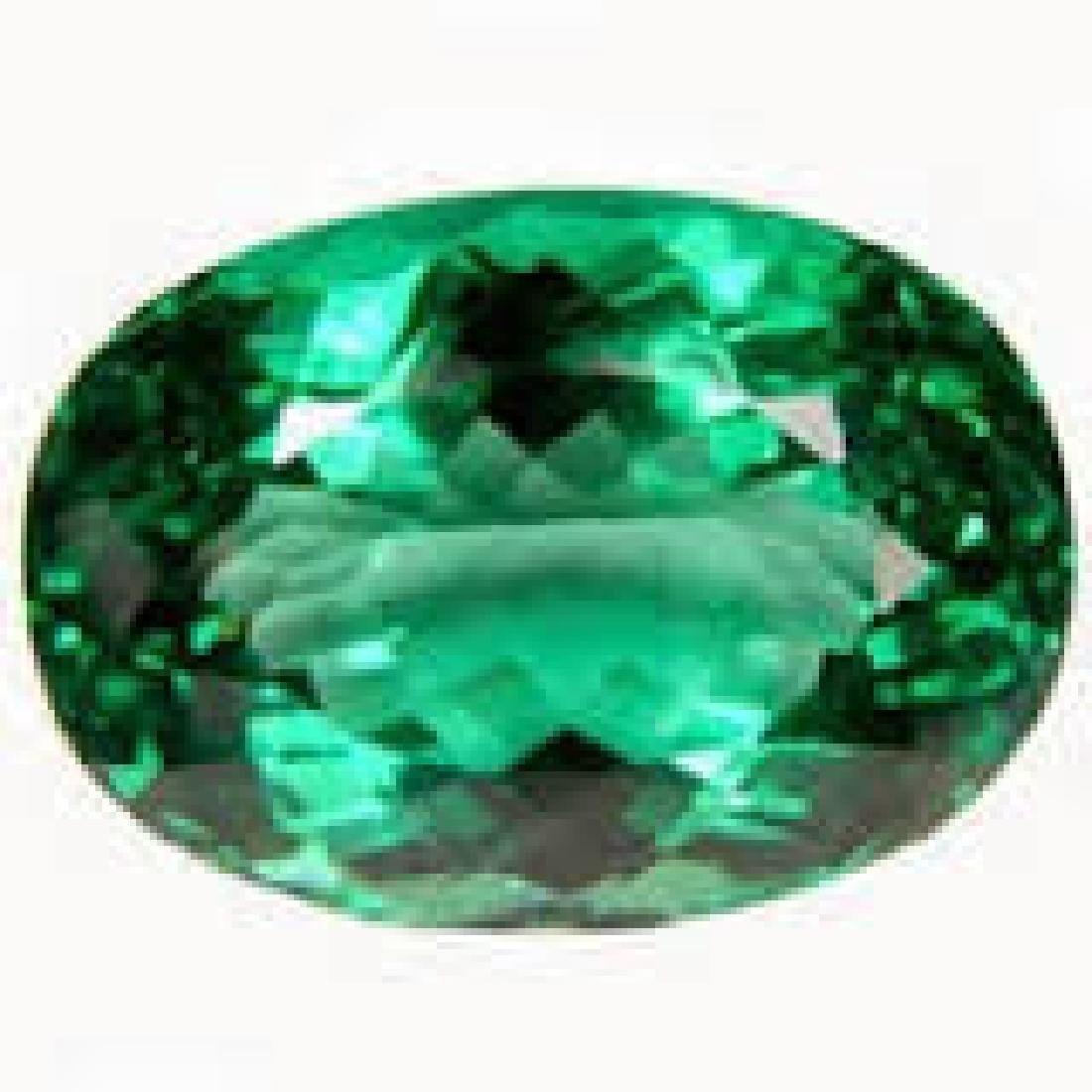 Natural Healing Green Amethyst 22.27 Carats - Flawless