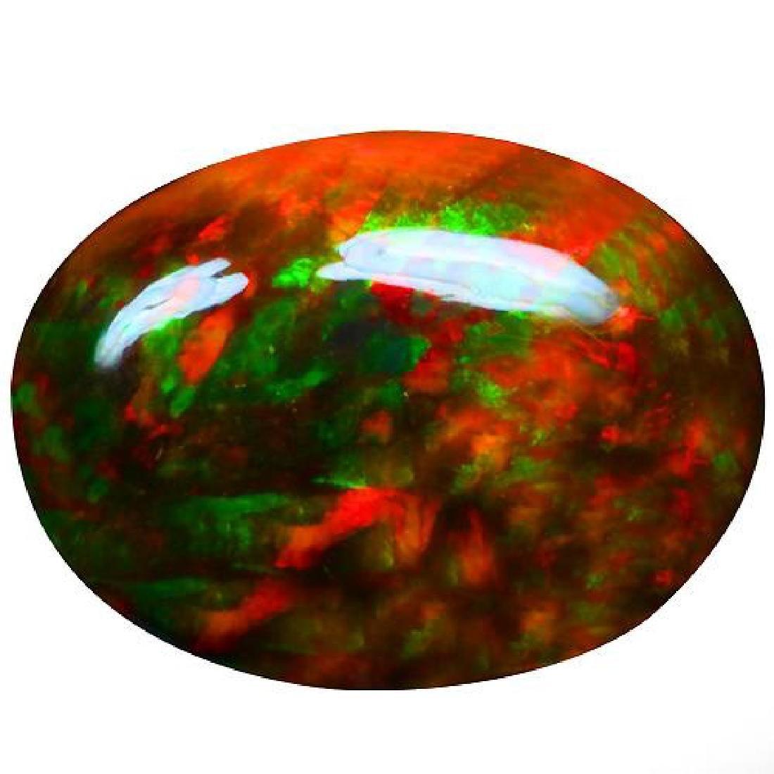 Natural Ethopian Black Opal 11.90 Carats