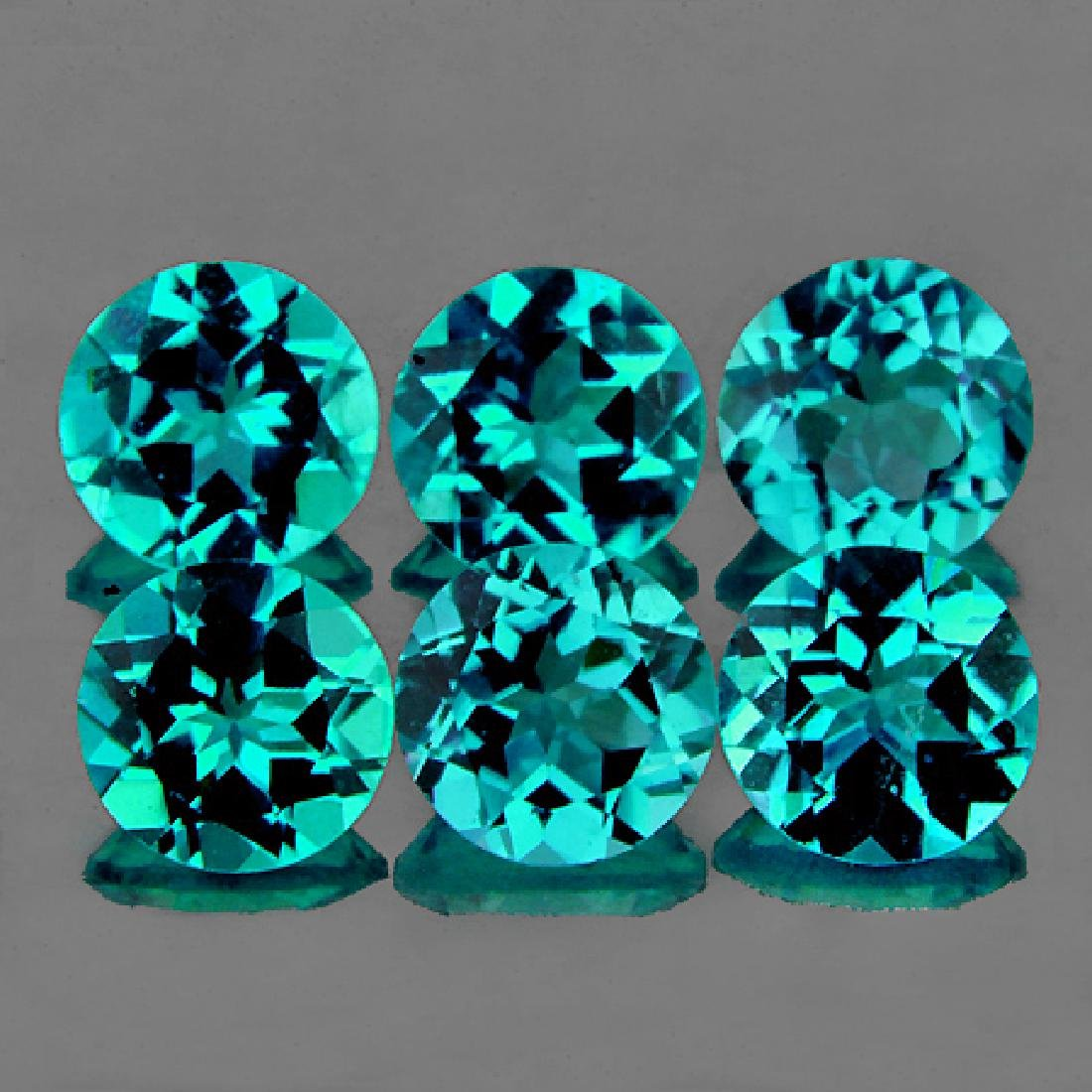 Natural  Paraiba Green Blue Apatite