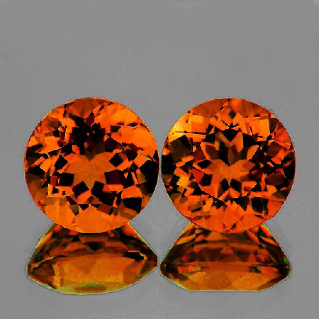 Natural AAA Mandarin Orange Spessartite 5.70 mm - VVS
