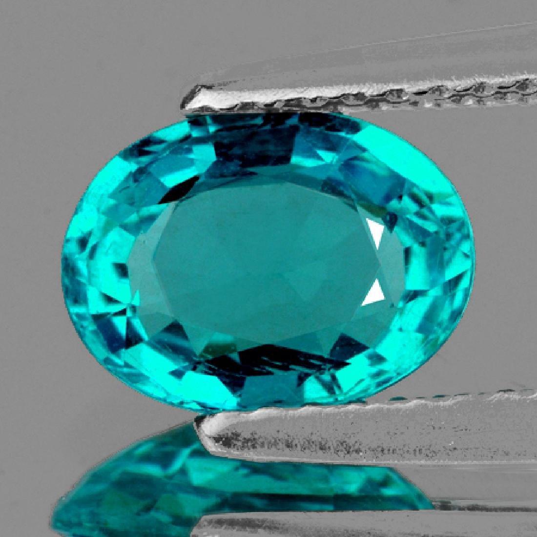 Natural Paraiba Green Blue Apatite 4.30 Carats - VS