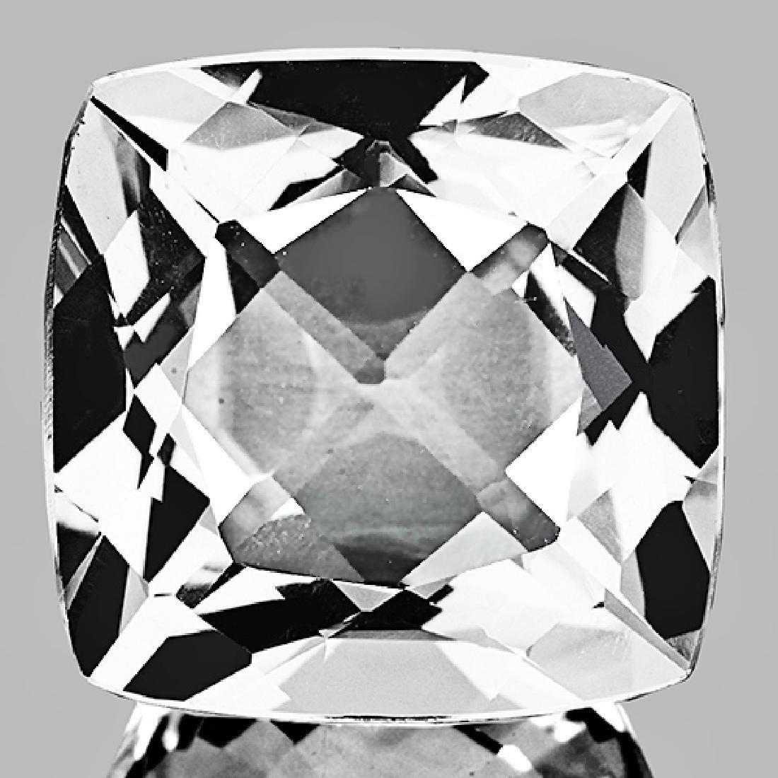 Natural Healing Colorless Quartz (Rock Crystal)30.25 Ct
