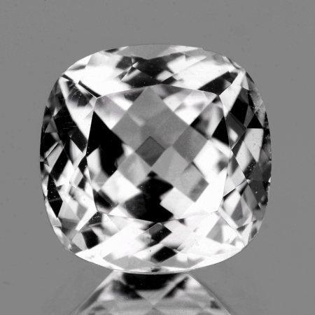 Natural Healing Colorless Quartz (Rock Crystal)7.02 Ct