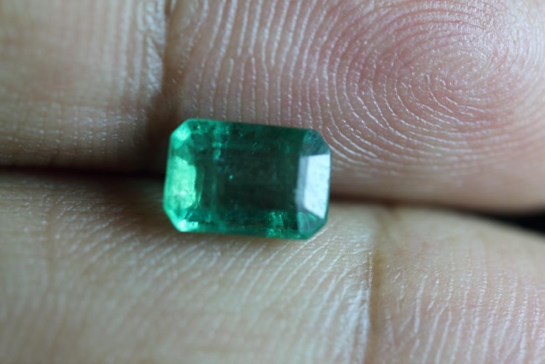Natural Emerald 1.43 carats - no Treatment