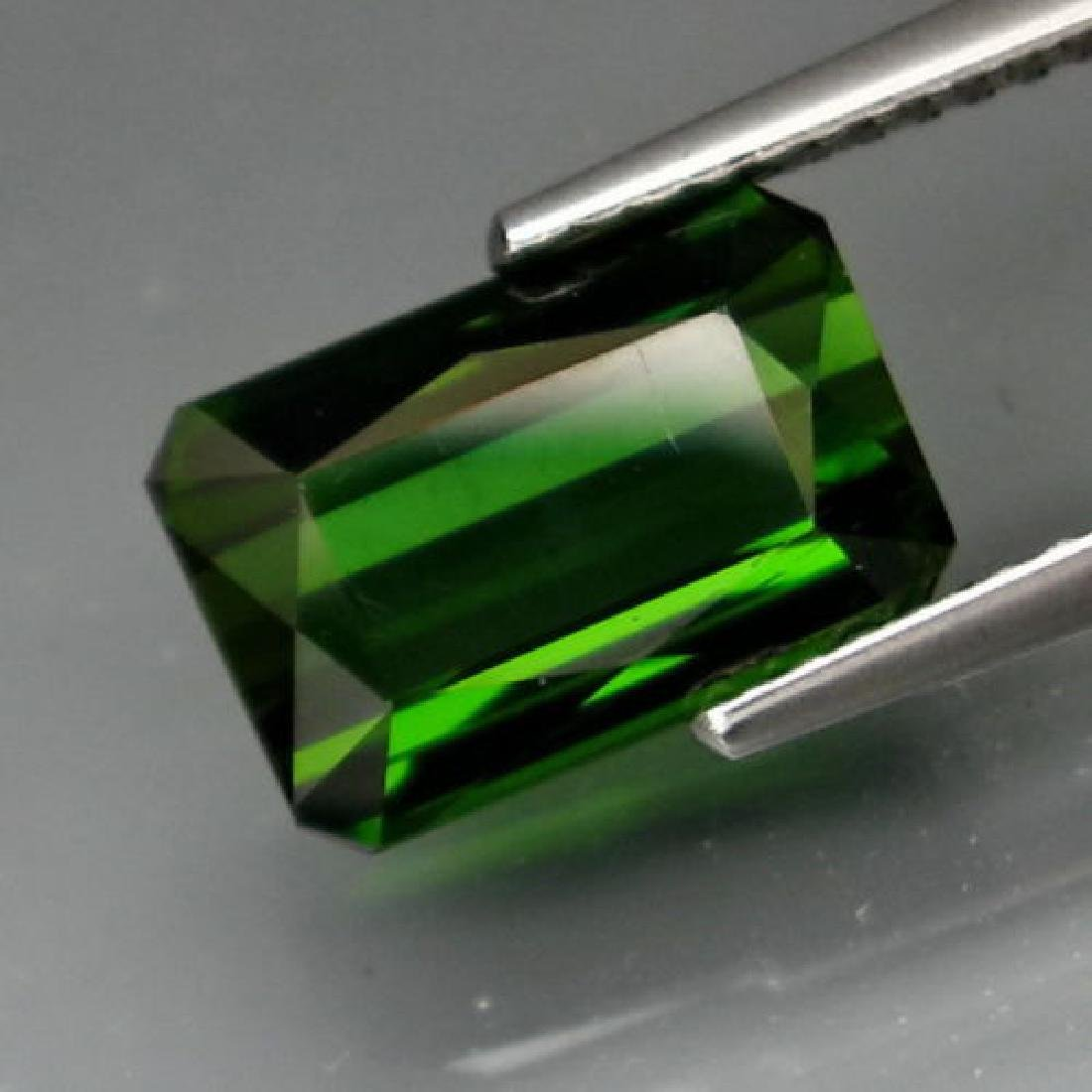 Natural Top Green Tourmaline 2.97 cts