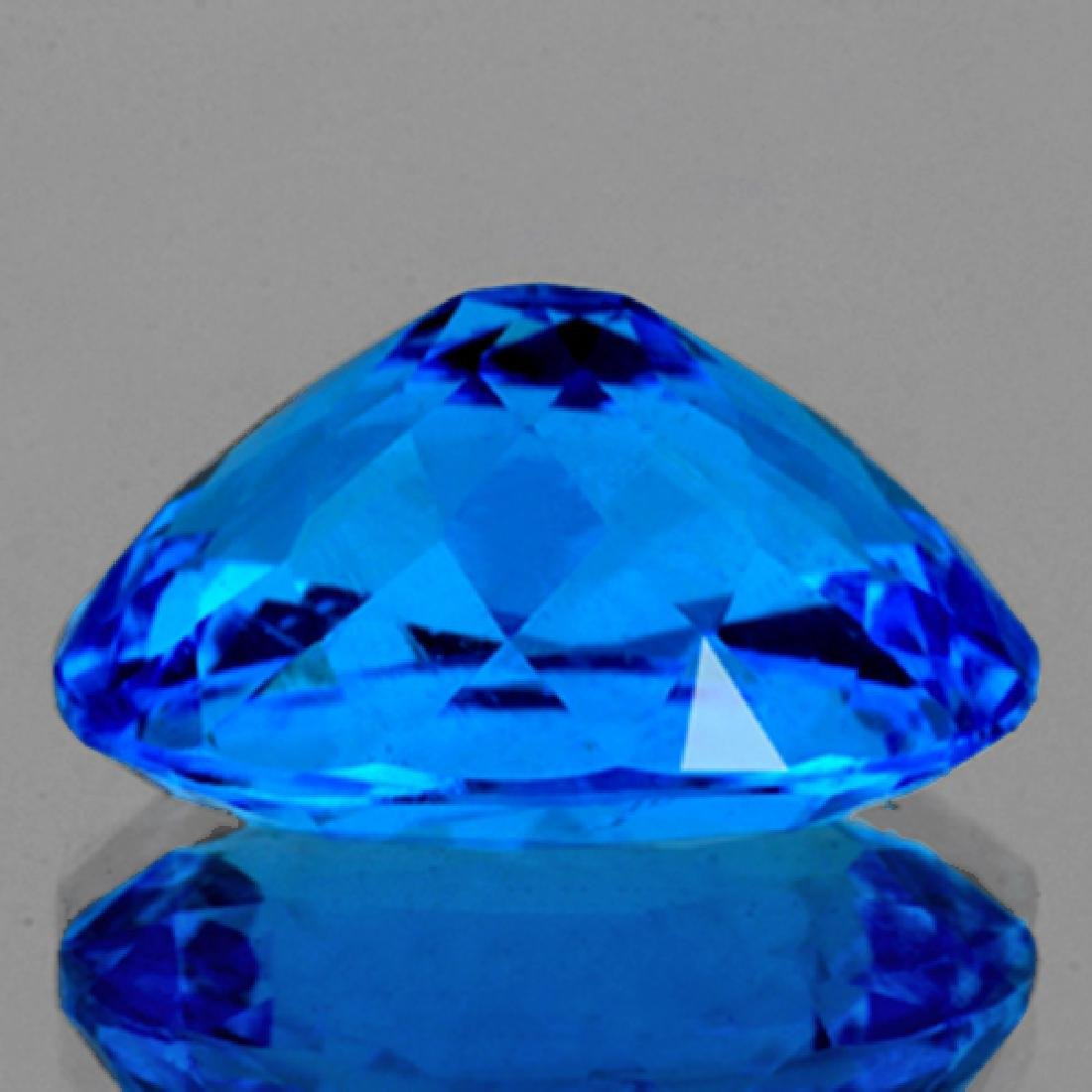 Natural Certified Swiss Topaz 30.86 Carats - Flawless - 2