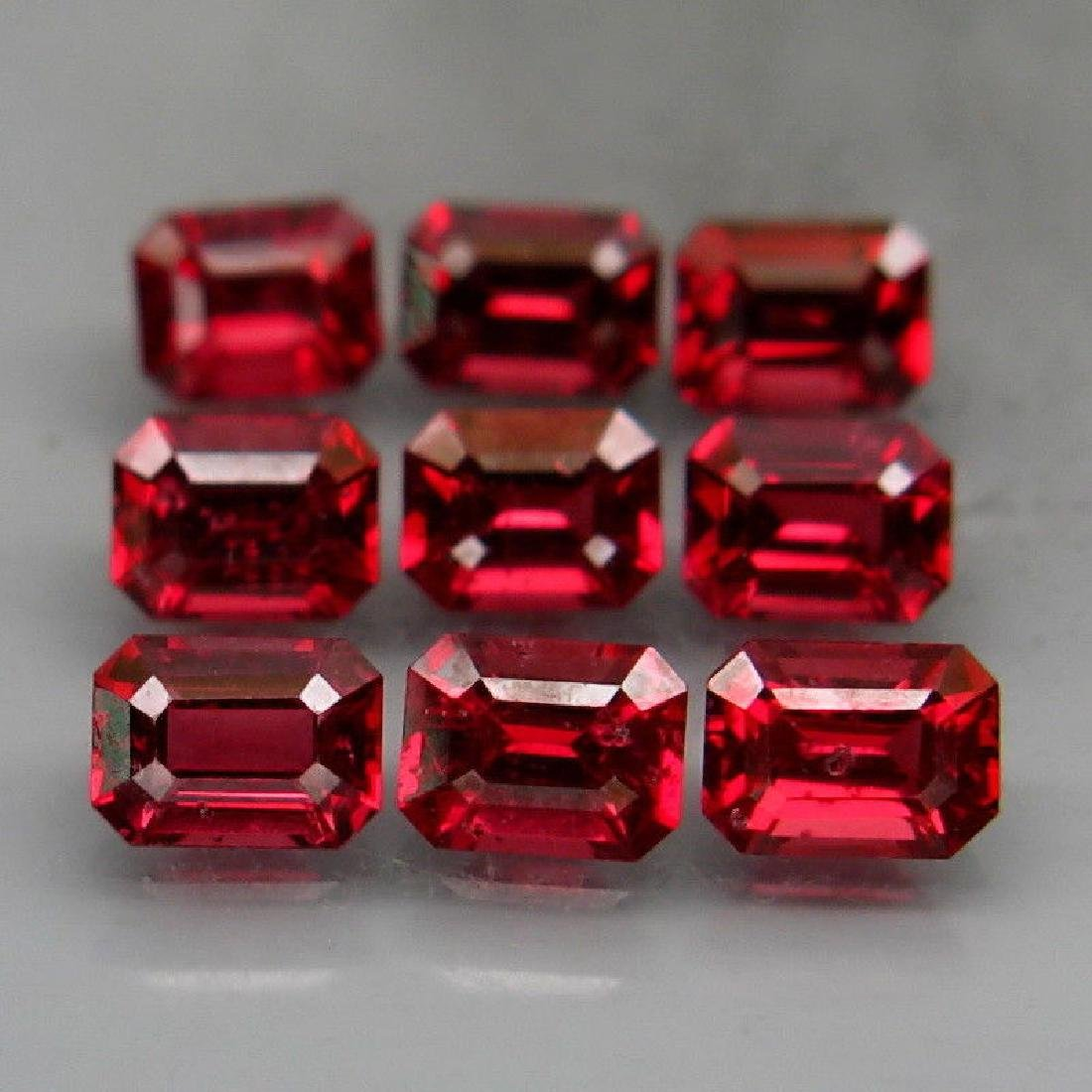 Natural Red Spinel 2.71 Cts - Untreated