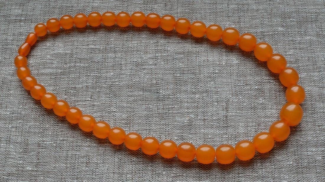 Vintage Natural Amber Necklace