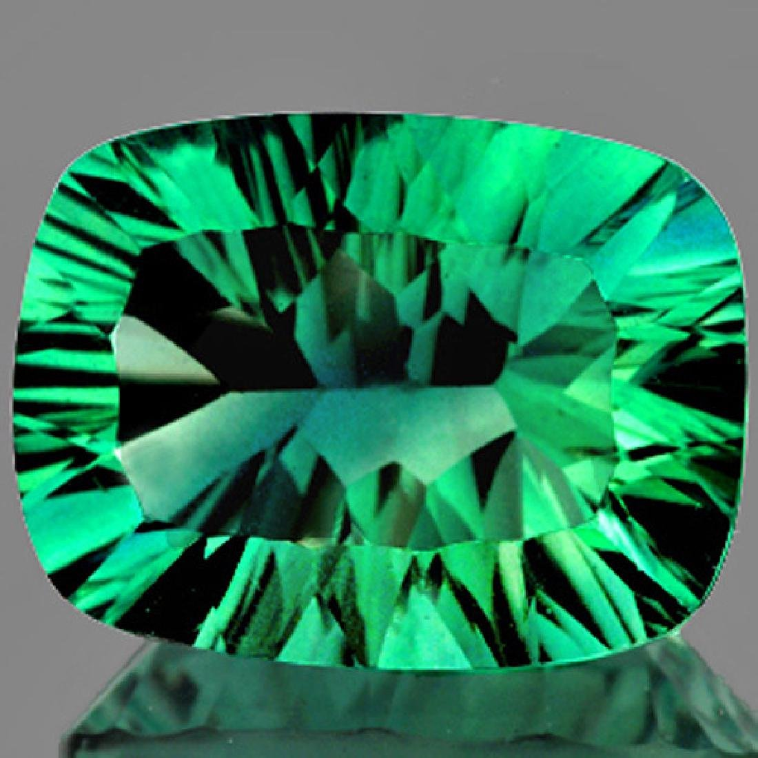 Natural Emerald Green Fluorite 19.30 Ct - FL
