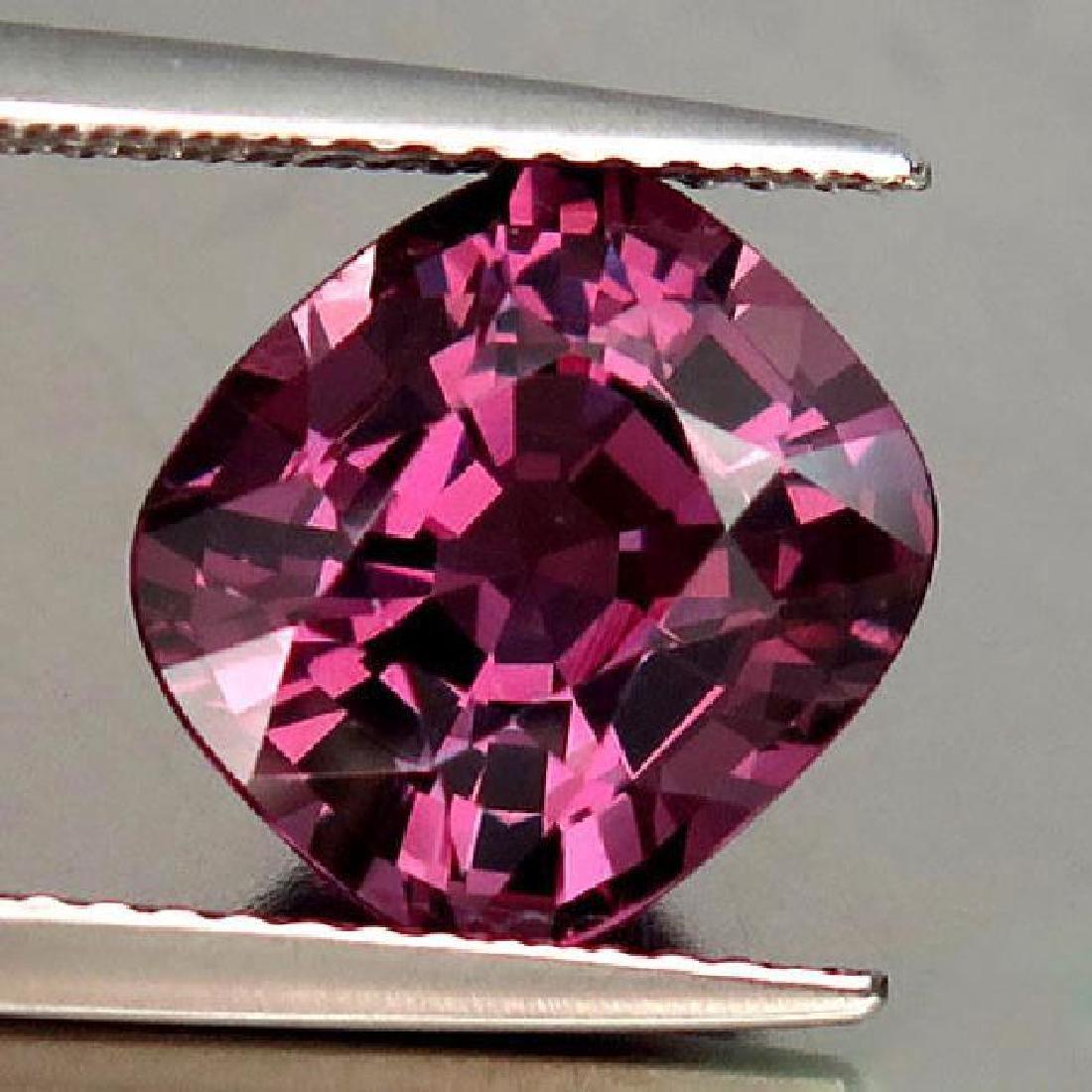 Natural Purple Spinel 4.10 Carats - VVS