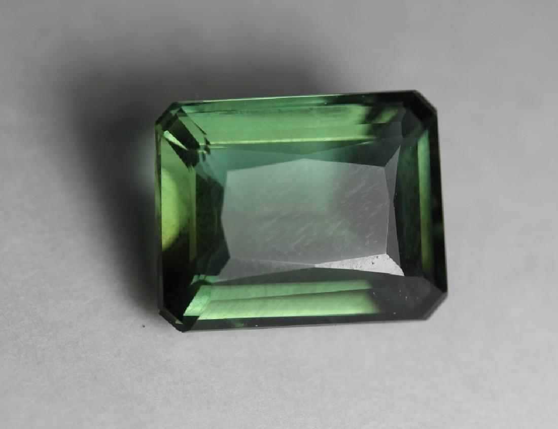 Natural Green Amethyst 15.35 Carats