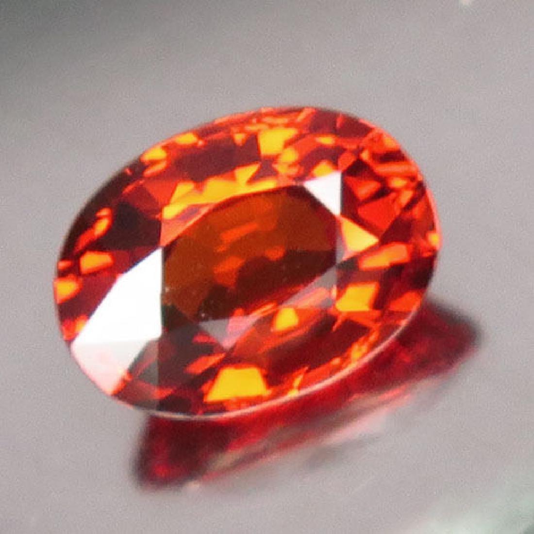 Natural Mandarin Spessartite 2.14 ct - VVS