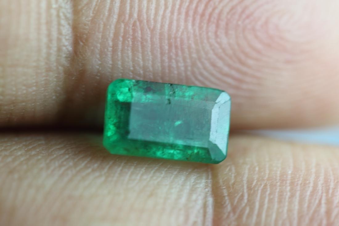 Natural Emerald 1.48 Carats - no Treatment