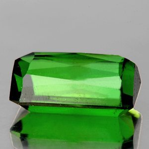 Natural Chrome Green Tourmaline 2.84 Cts - Flawless - 2