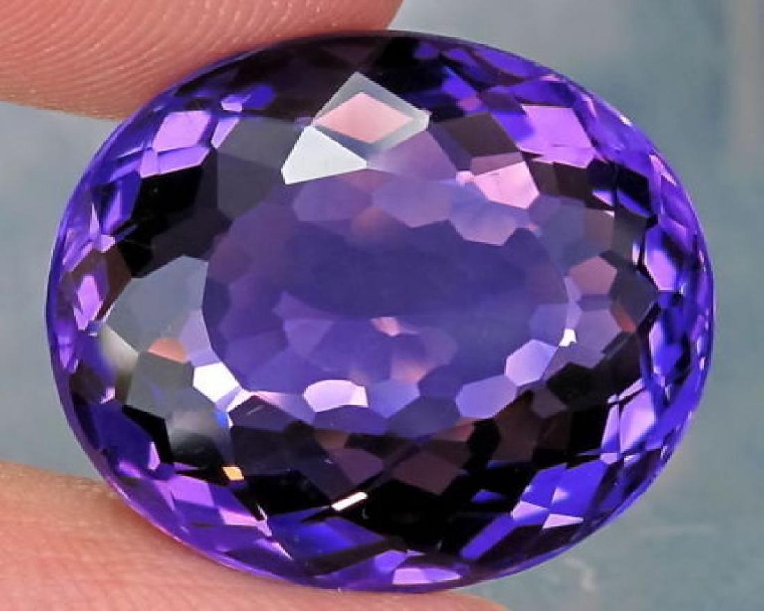 Purple Amethyst 21.25 carats - AAA