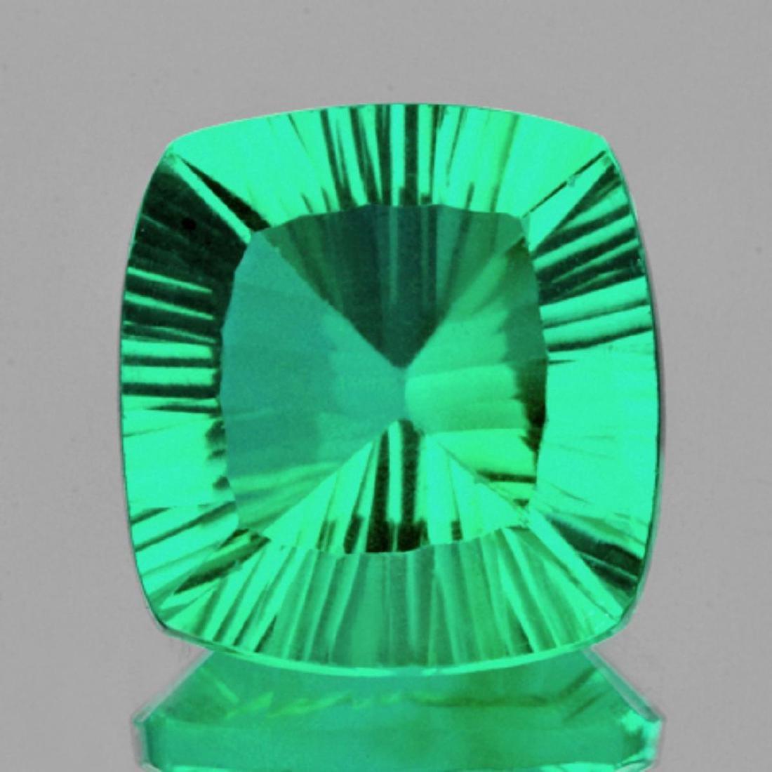 Natural Paraiba Blue Green Fluorite 30.60 Ct - FLawless