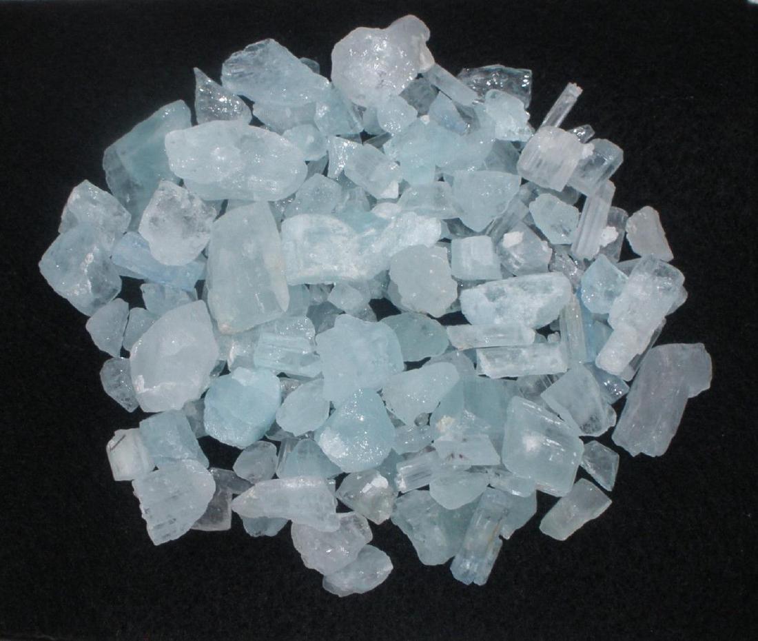 Natural Aquamarine Rough 100 Carats - Untreated