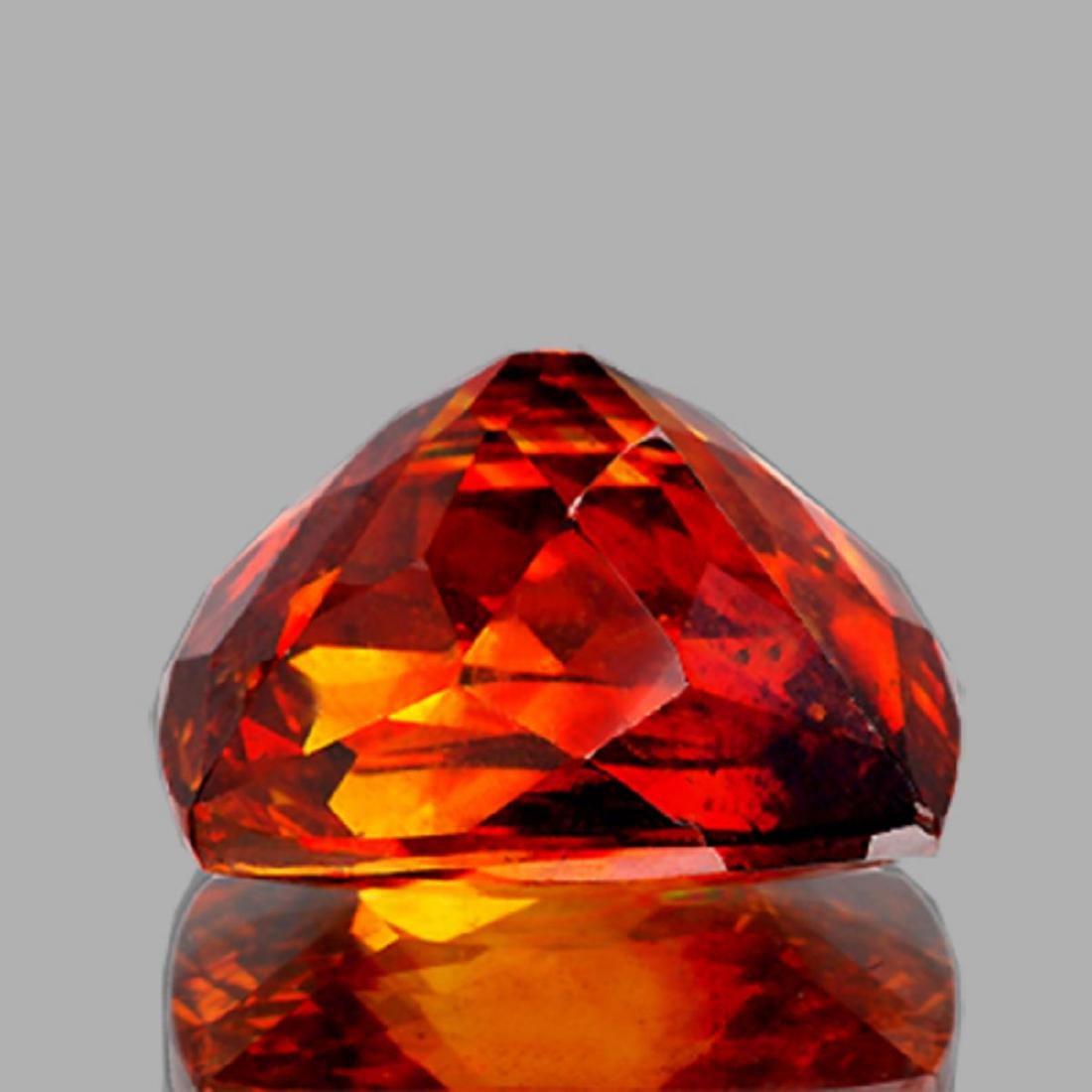 Natural Extremely Rare BiColor Yellow Orange Sphalerite - 2