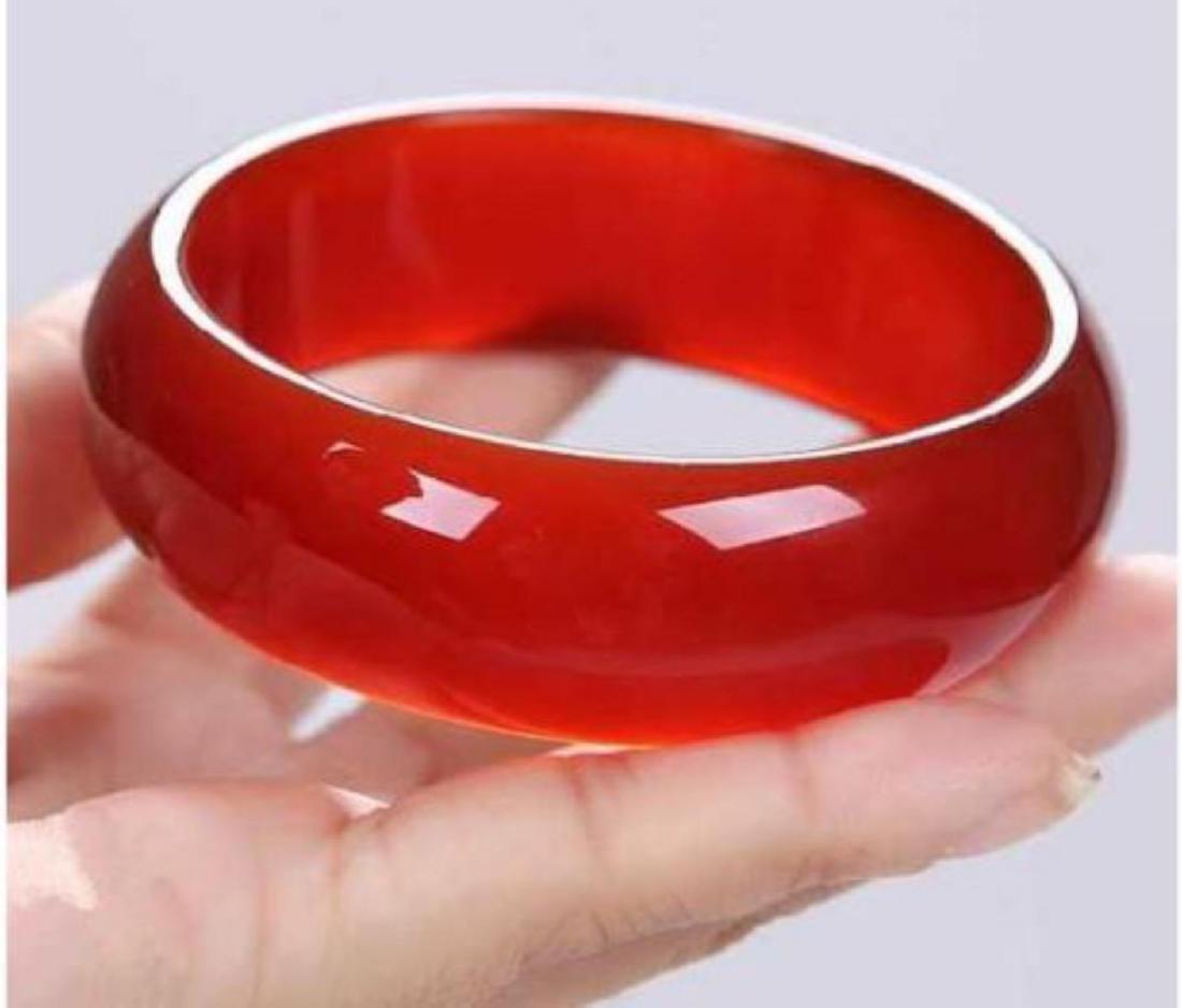 Natural Jade Bracelet/Bangle - 2