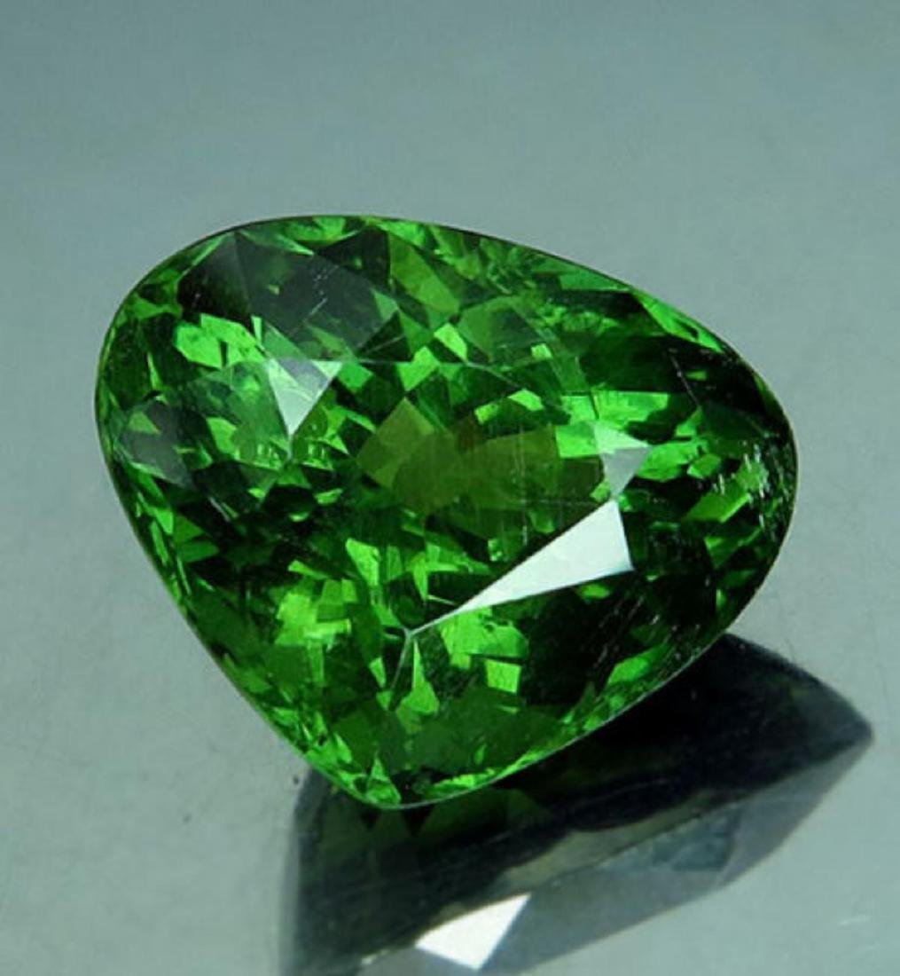 Natural Green Apatite 6.02 Carats - Untreated