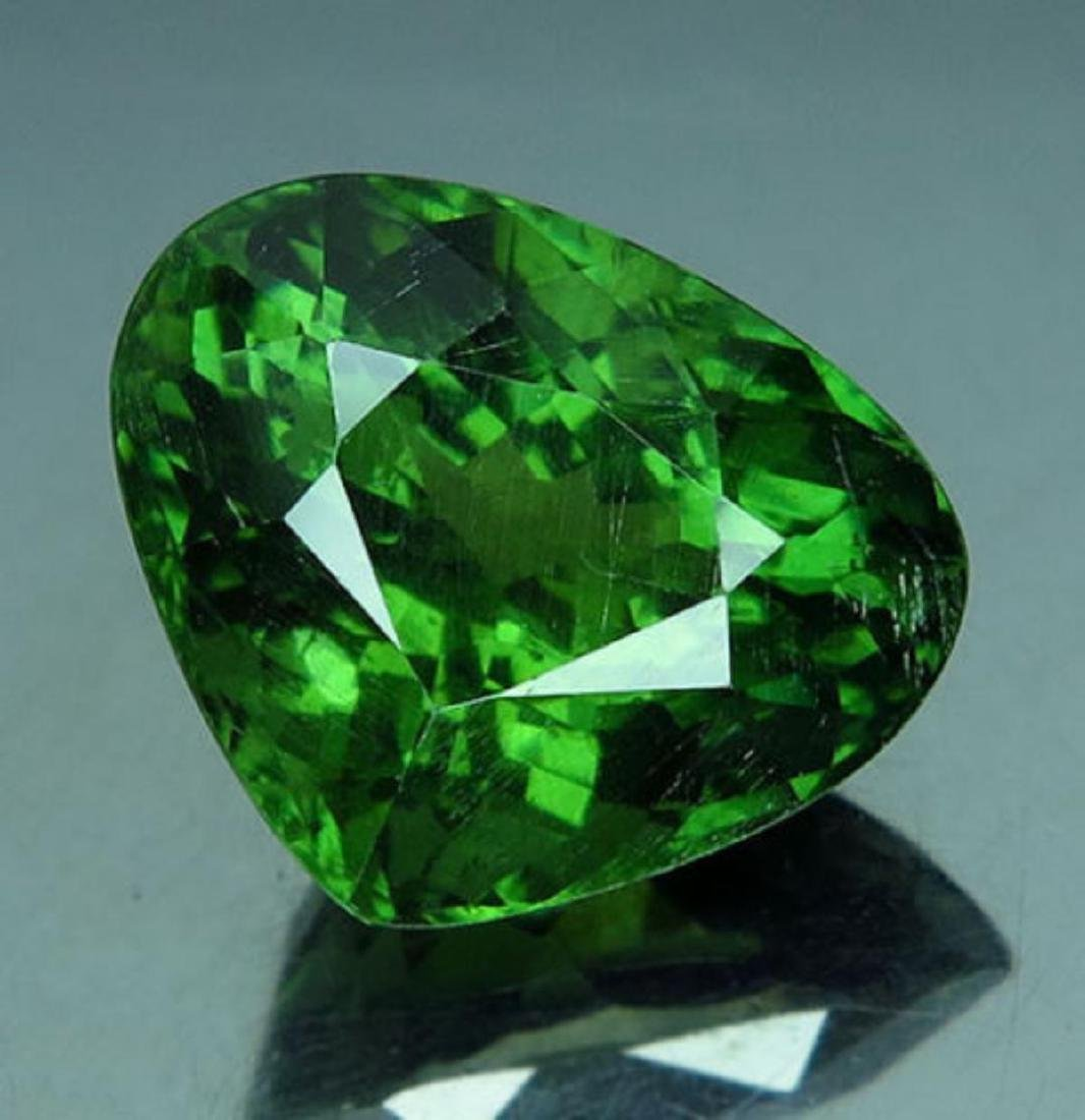 Natural Green Apatite 6.02 Carats - Untreated - 2