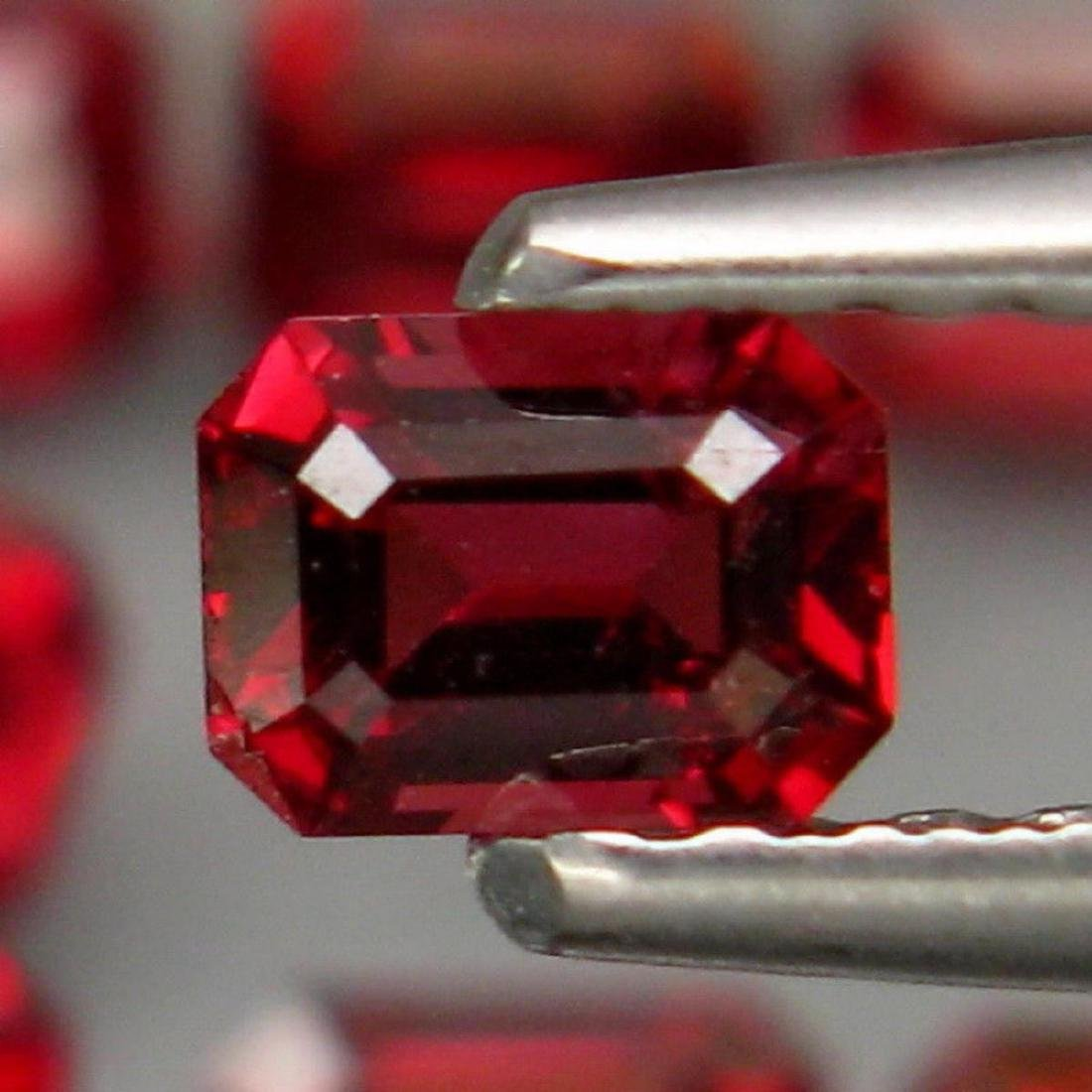Natural Red Spinel 2.71 Cts - Untreated - 2