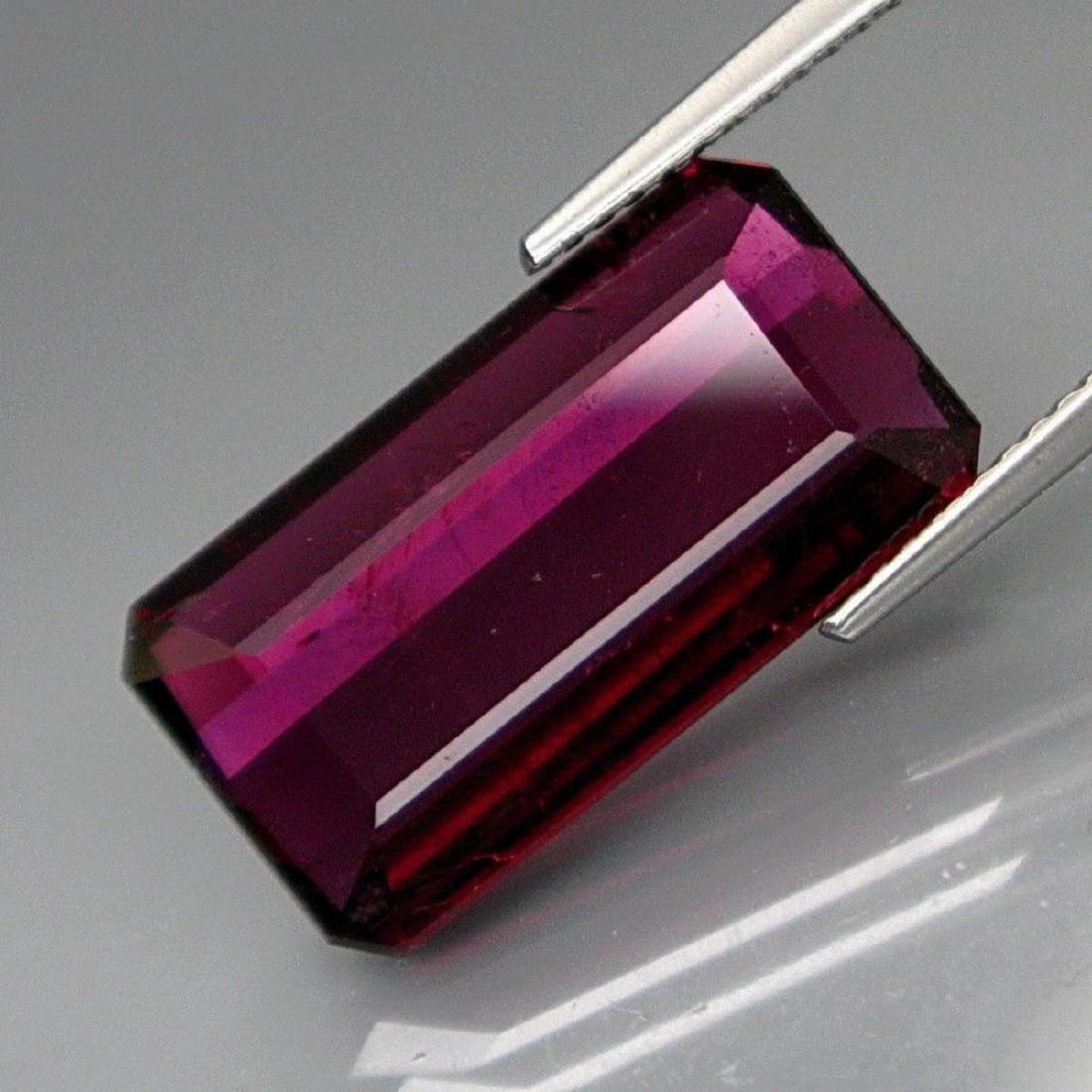 Natural BIG Raspberry Pink Tourmaline 9.12 Cts