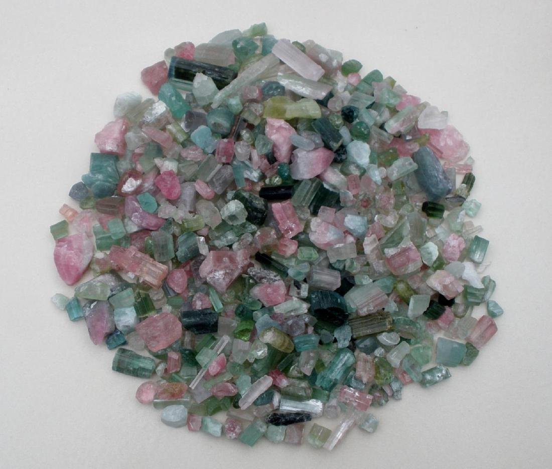 Natural Tourmaline Rough 100 Carats - Untreated - 2