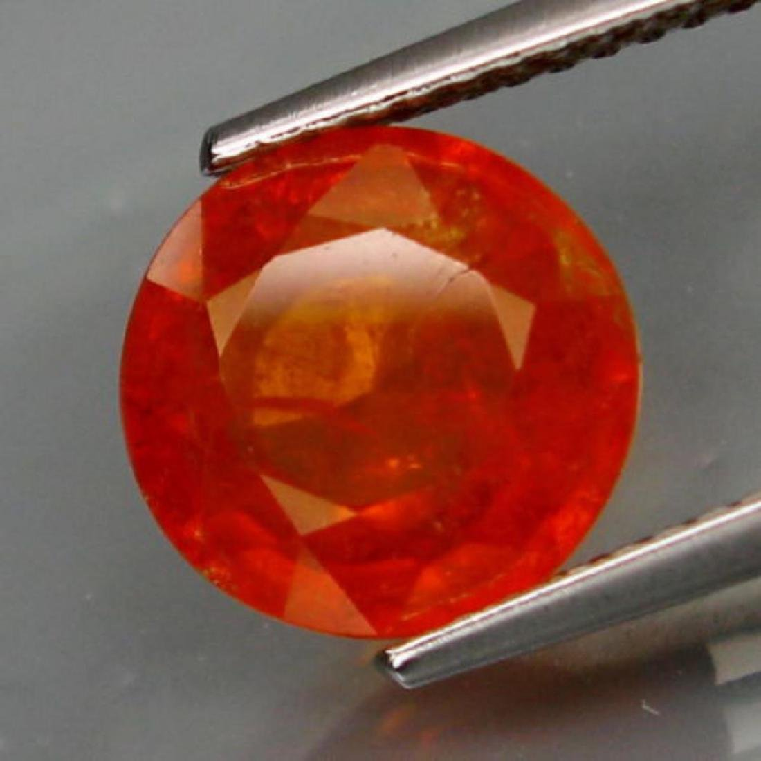 Natural Mandarin Orange Spessartite Garnet 4.02 cts