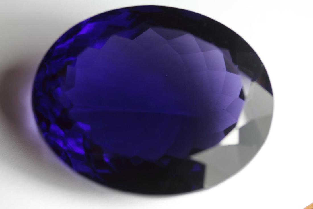 Natural Color Changing Amethyst 215 carats - VVS