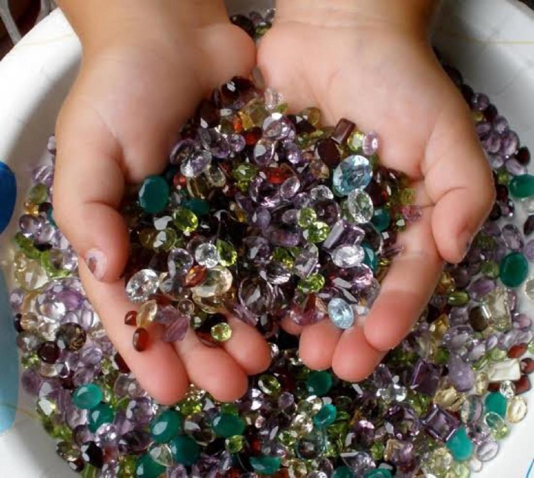 Mix Gems 100 carats - 2