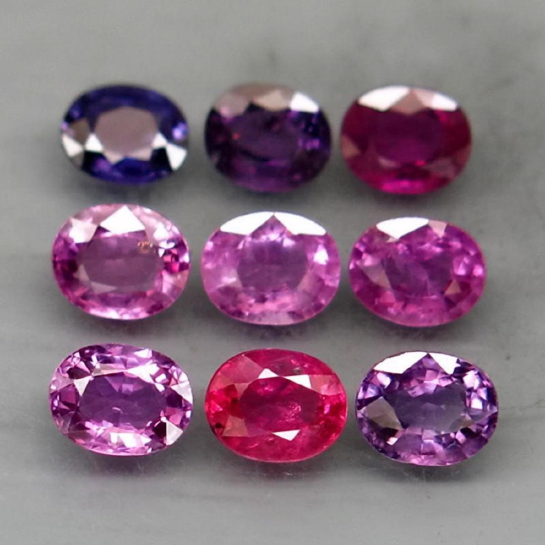 Natural Fancy Color Sapphire 4.40 Carats