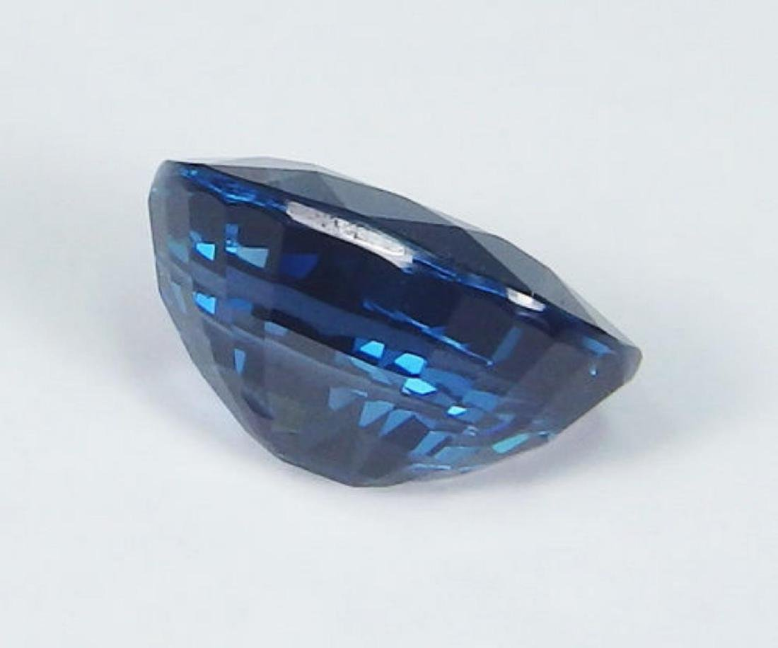 Natural Burma Blue Spinel 3.06 Carats - Untreated - GIA - 2