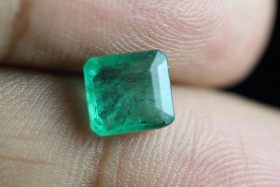 Natural Emerald 1.985 Carats - no Treatment