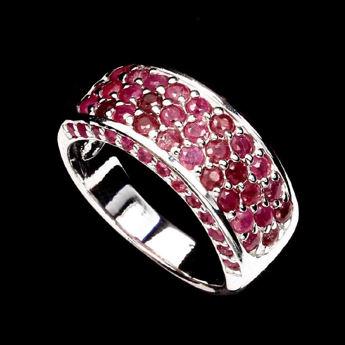 Natural Stunning 31.74 Carat Ruby Ring - 2