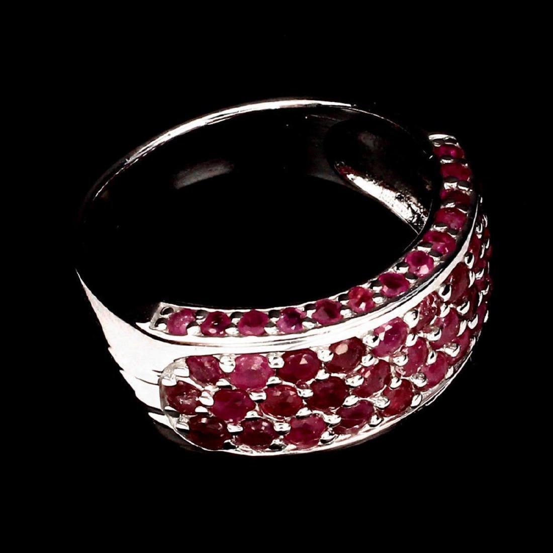 Natural Stunning 31.74 Carat Ruby Ring - 3
