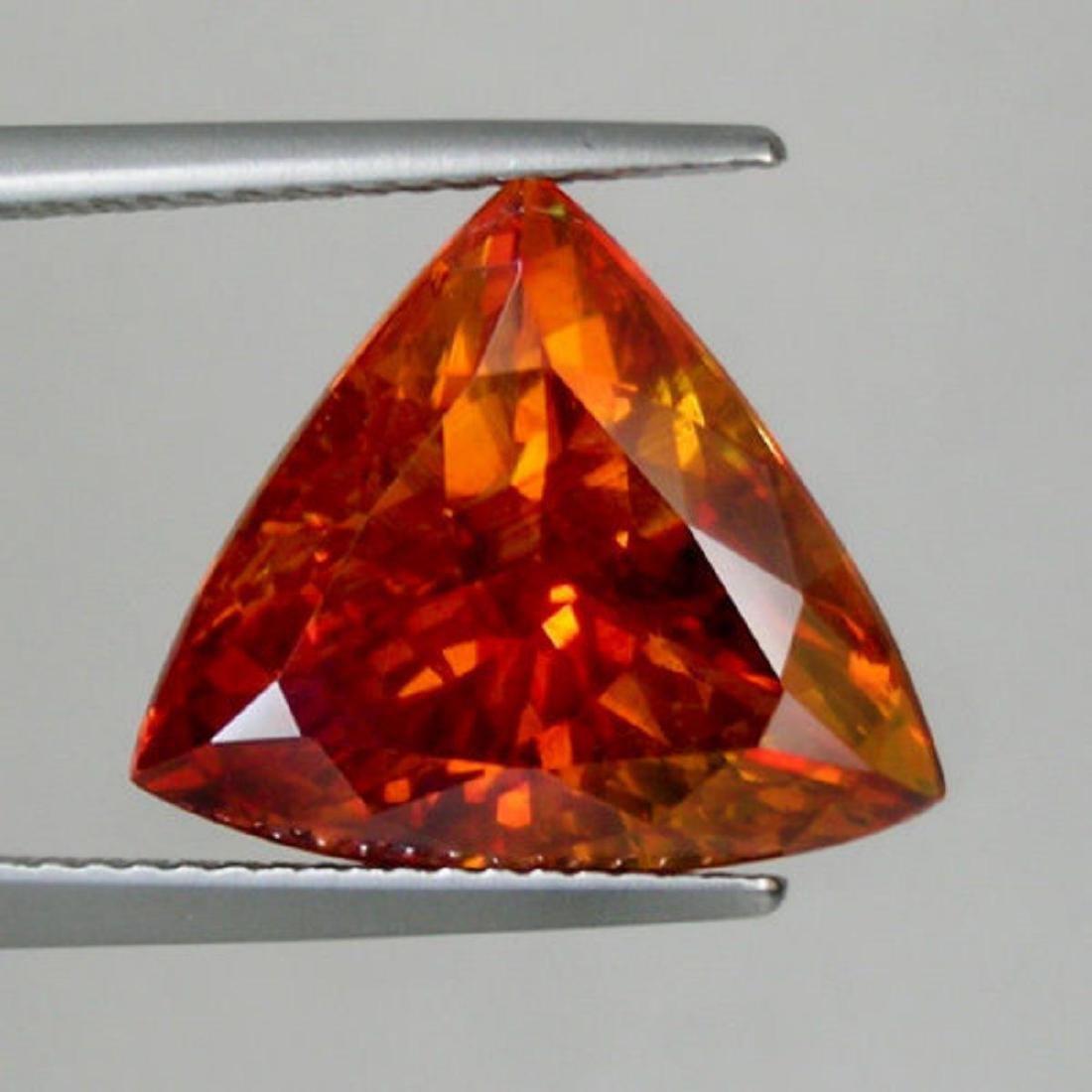 Natural Stunning Orange Spahlerite 10.42 Carats