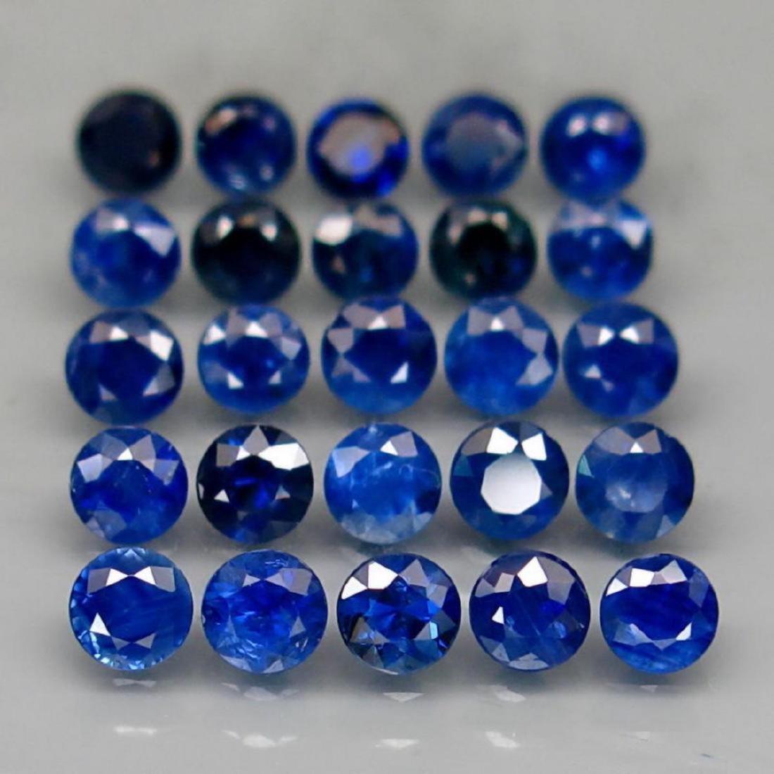 Natural Blue Sapphires 5.50 Carats