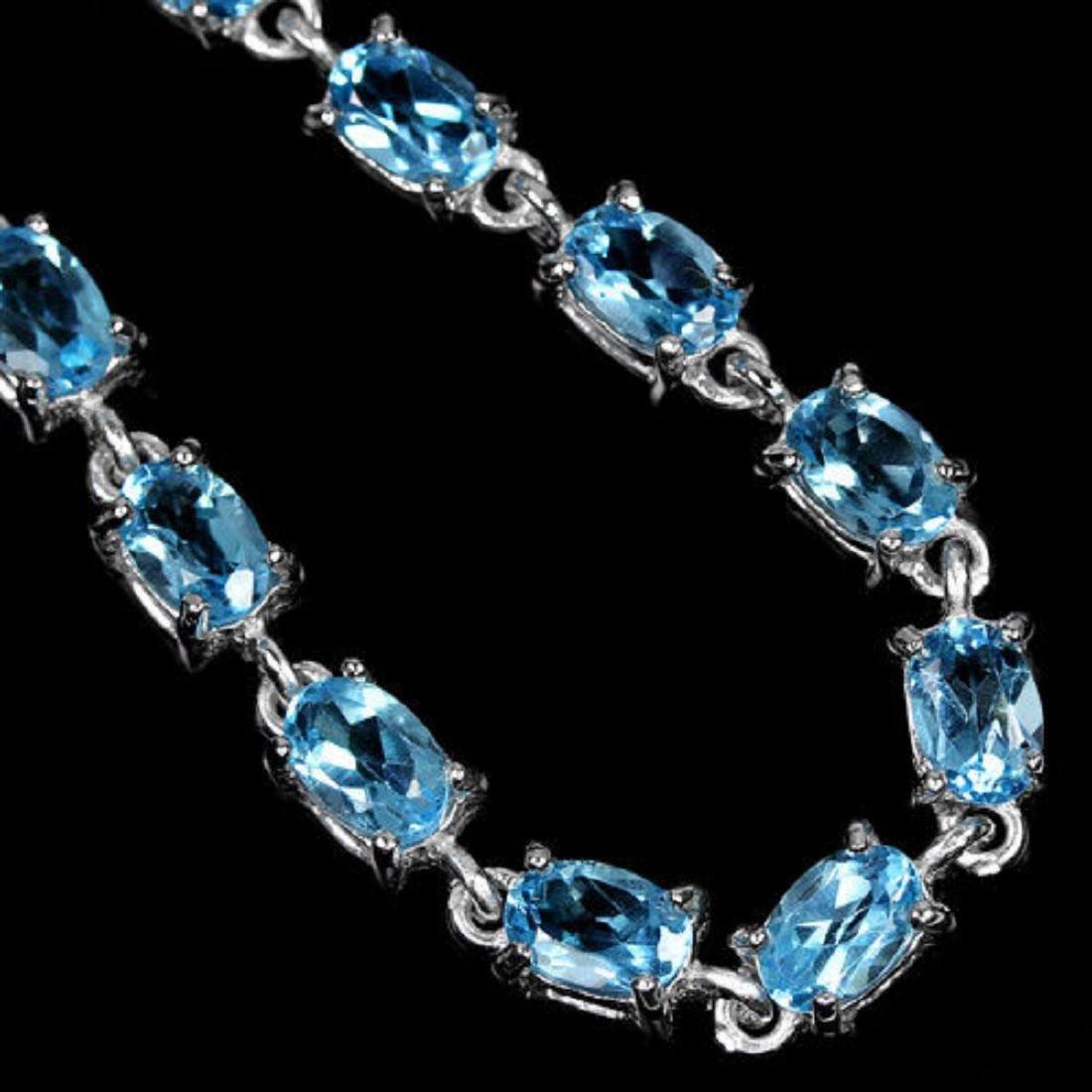 Natural SWISS BLUE TOPAZ - 2