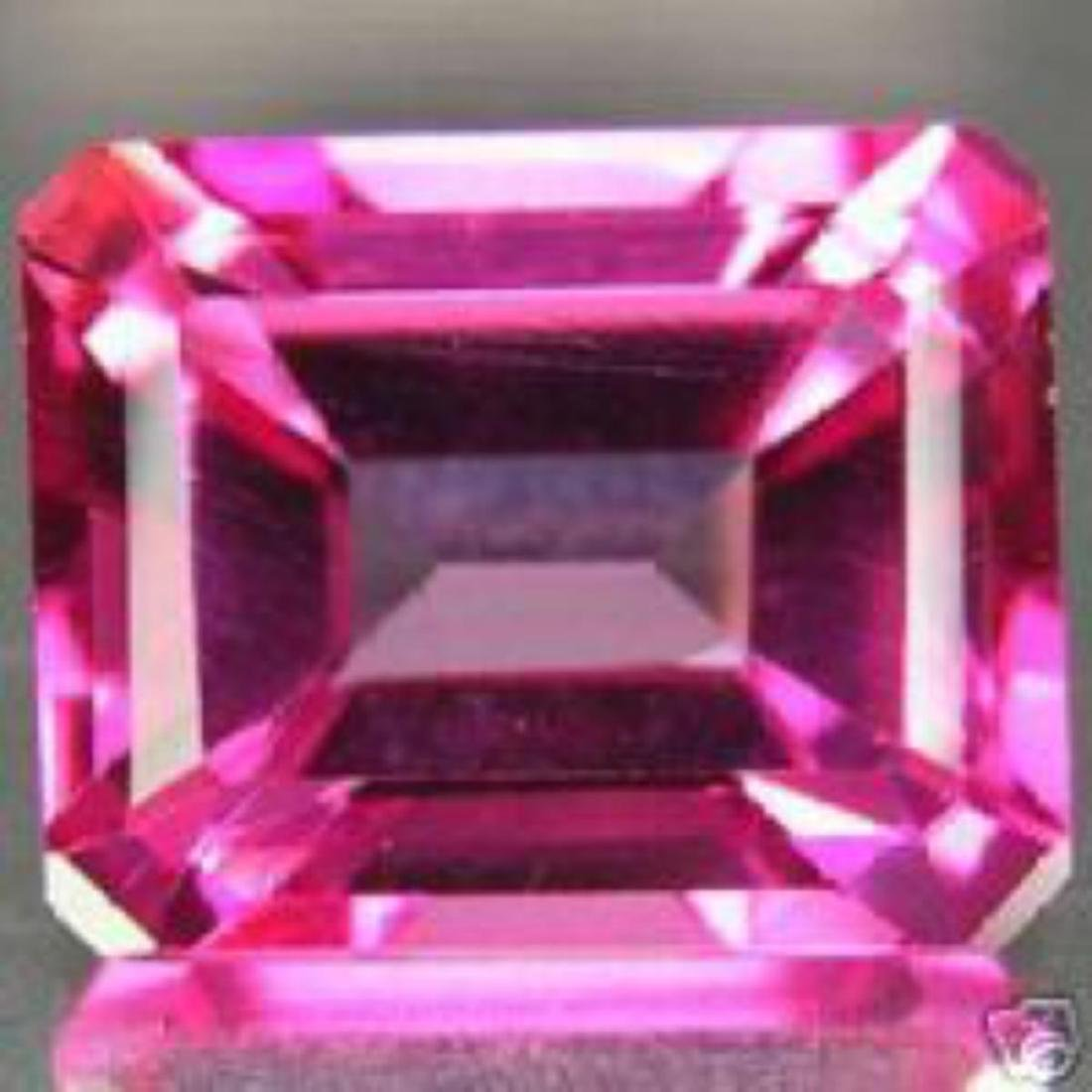 Natural Hot Pink Topaz 25.27 Carats - VVS