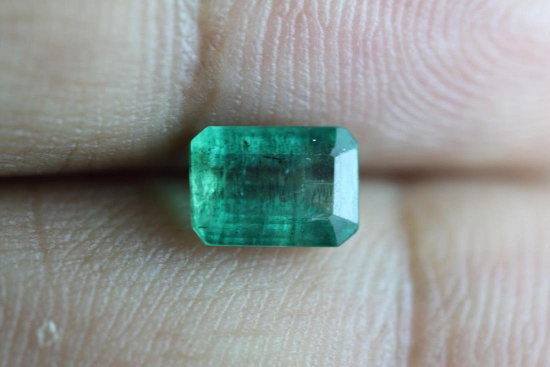 Natural Emerald 1.19 Carats - no Treatment