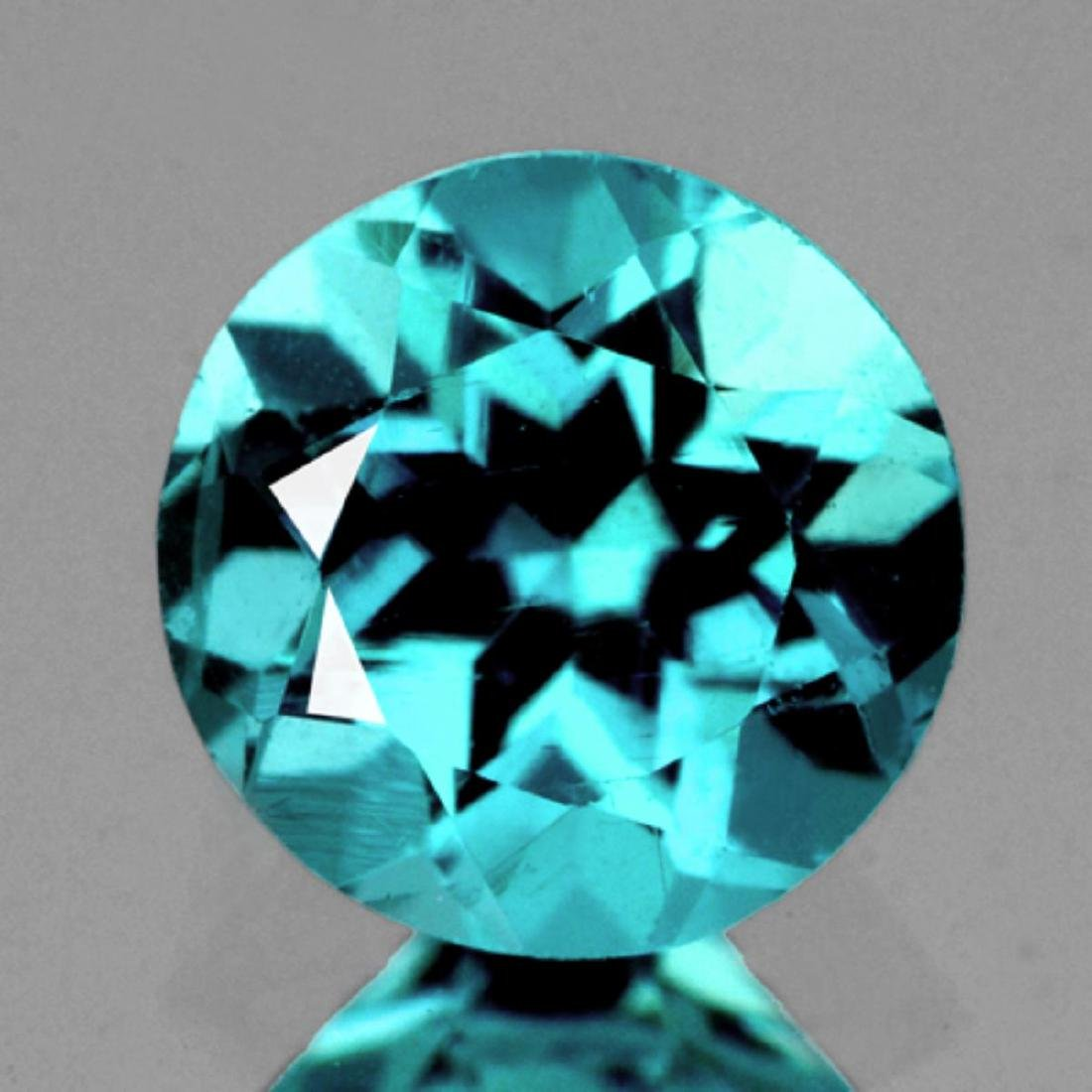 Natural  Paraiba Blue Apatite 1.42 Cts {Flawless-VVS1}